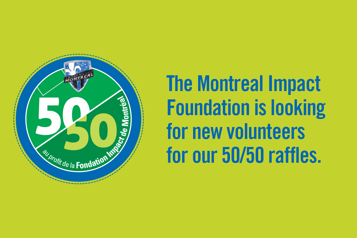 The Foundation is looking for new volunteers