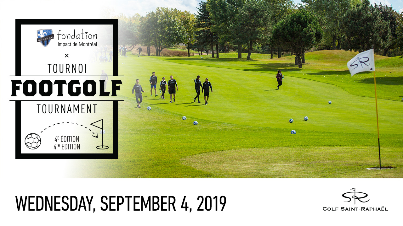The fourth edition of the footgolf tournament will take place on September 4
