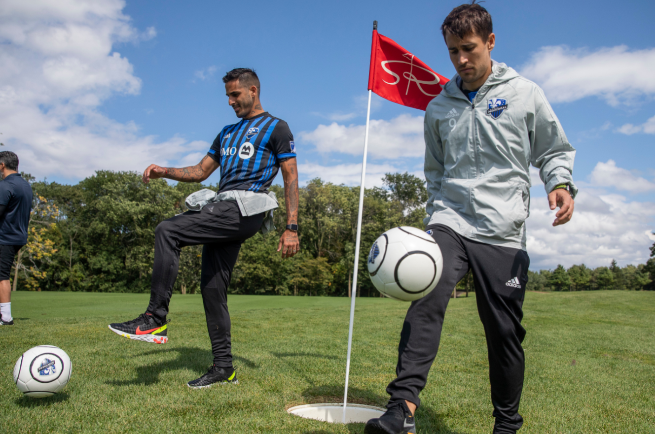 The 4th edition of the footgolf tournament raises more than $40,000